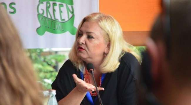 Valdete Idrizi, kandidate e PDK-së për Mitrovicë