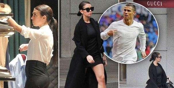 E dashura e Ronaldos  nga shitëse rrobash në modele