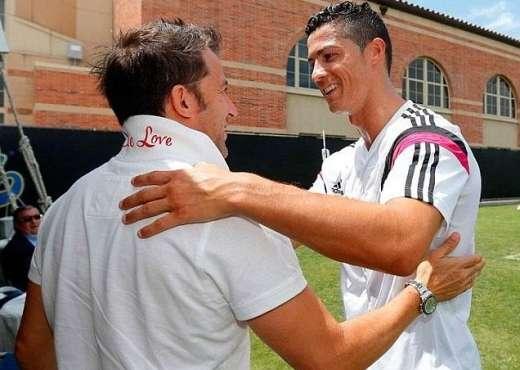 Del Piero zbulon skuadrën e re të Ronaldos