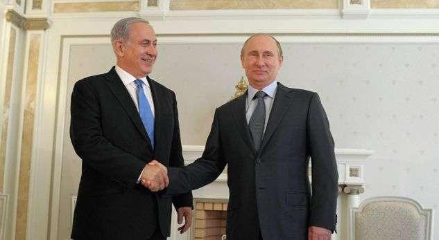 Putin do të presë Netanjahun  diskutohet Lindja e Mesme