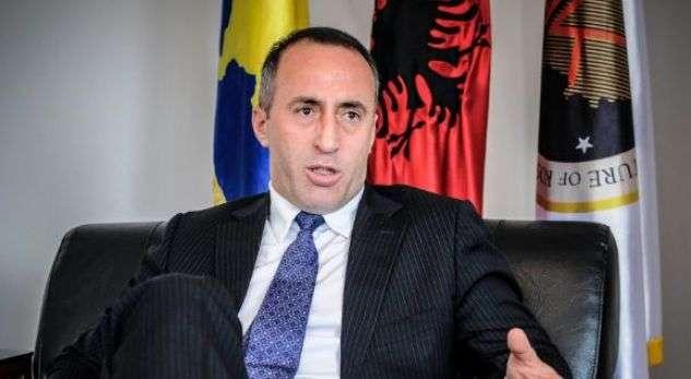 Haradinaj  Mos e lëndoni UÇK në  jeni të lirë falë asaj