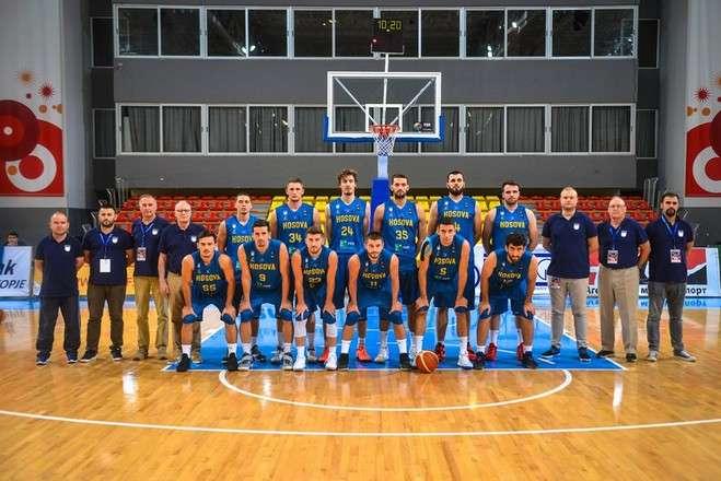 FIBA  Kosovës  Mirë se vini në kualifikueset për Kampionatin Botëror
