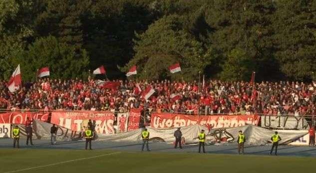 Partizani i Beogradit luan pa tifozë kundër Skënderbeut në Elbasan