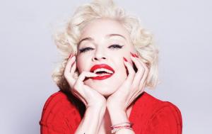 Fotografitë nudo të Madonnës 18-vjeçe dalin në ankand