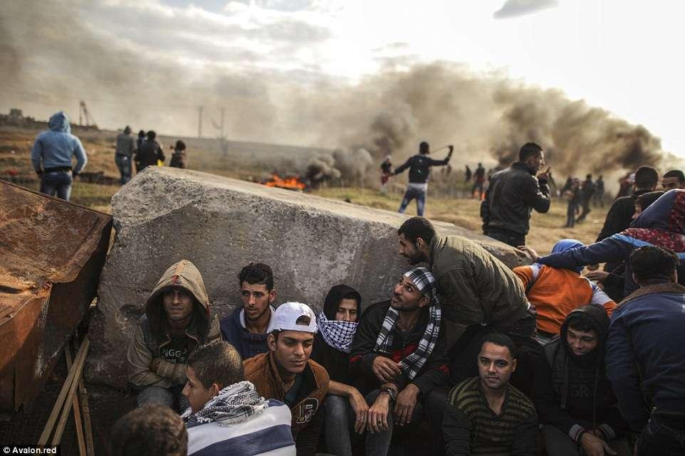 momenti-kur-trupat-izraelite-vrasin-nje-palestinez-pamje-te-renda