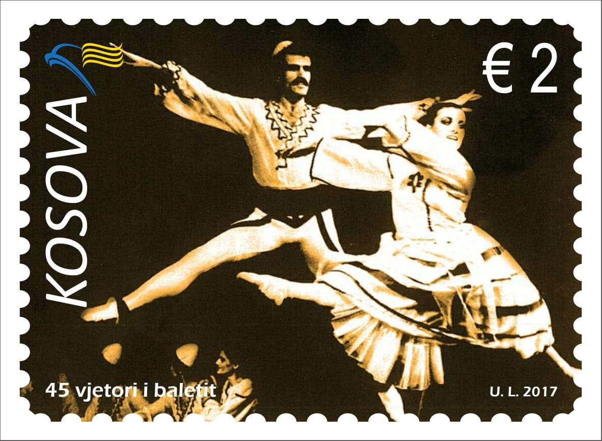 Dy Pulla Postare N 45-Vjetorin E Baletit Kosovar  Lajminet-5055