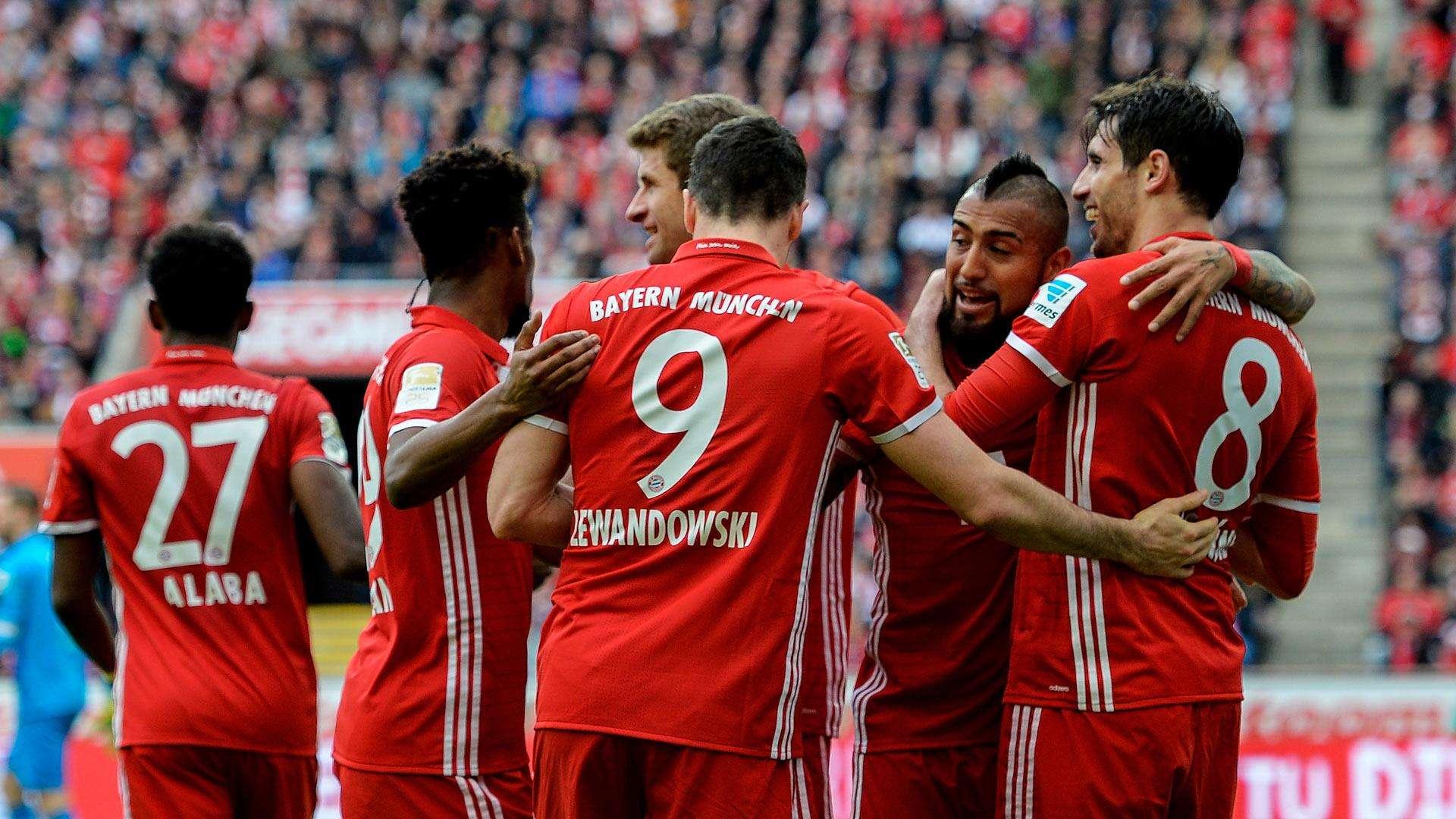 Bayern München Rekorde