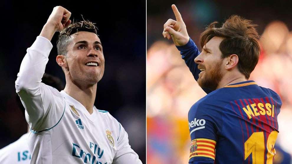 Messi apo Ronaldo  Lufta 9 javore për  Pichichi