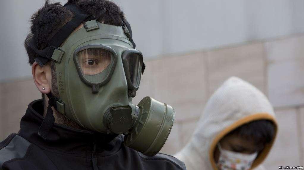 Ndotja e ajrit  rrezik për shëndetin dhe jetën