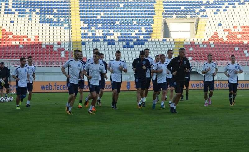 ZYRTARE  Lista e Kosovës për dy ndeshjet e radhës