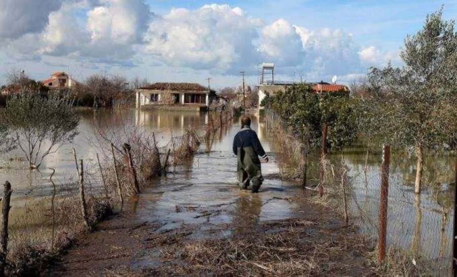 Zonat e rrezikuara nga përmbytjet në Shqipëri – Lajmi.net