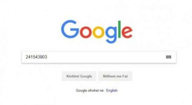 a-e-dini-cfare-ndodh-nese-e-shkruani-kete-numer-ne-google