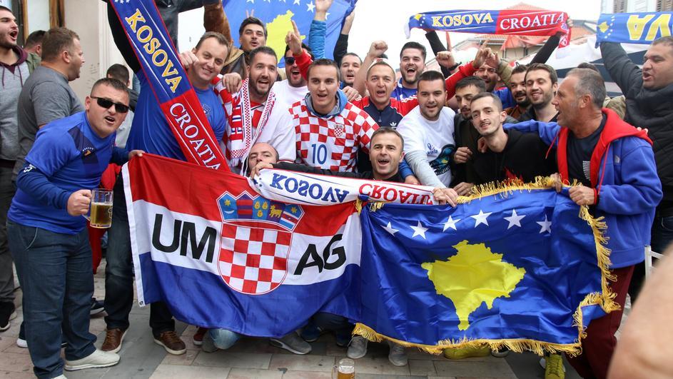 Gaboi Kolinda  Asnjë shqiptar nga Shqipëria s ka luftuar në anën e kroatëve  të gjithë ishin nga Kosova