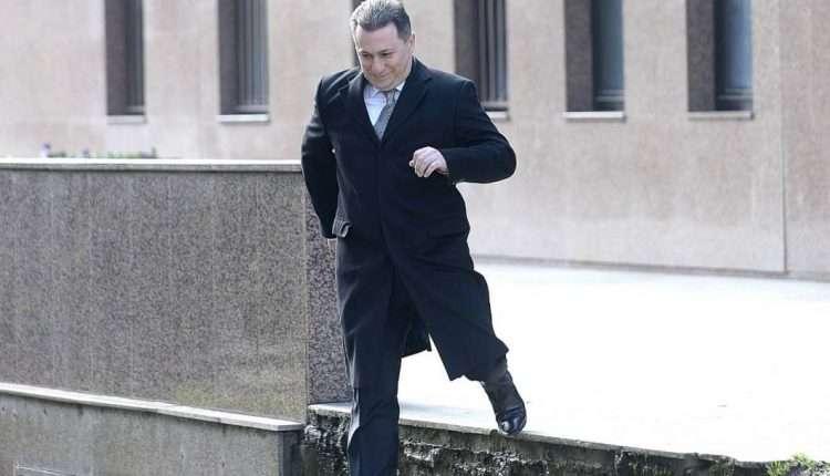 Nepshava   Gruevski është arratisur me pasaportë bullgare