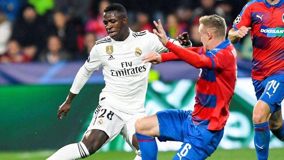 Vinicius mund të bëhet Ronaldo i ri i Real Madridit
