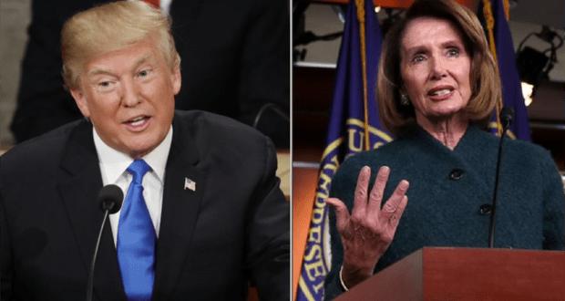 Trump sfidon kryetaren e Dhomës  Shtyje udhëtimin