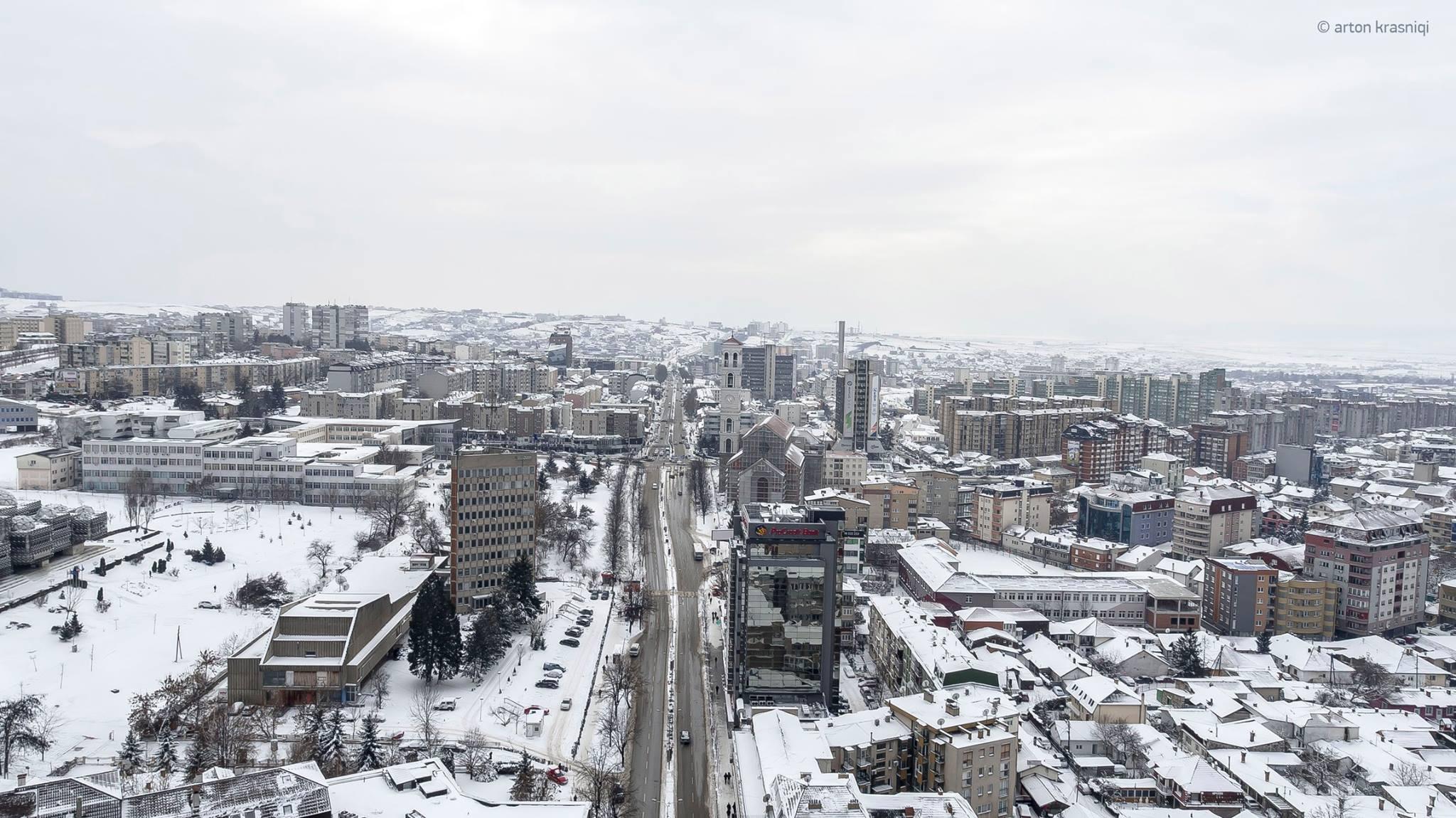 Informohu  Sot  pak ngjarje në Kosovë