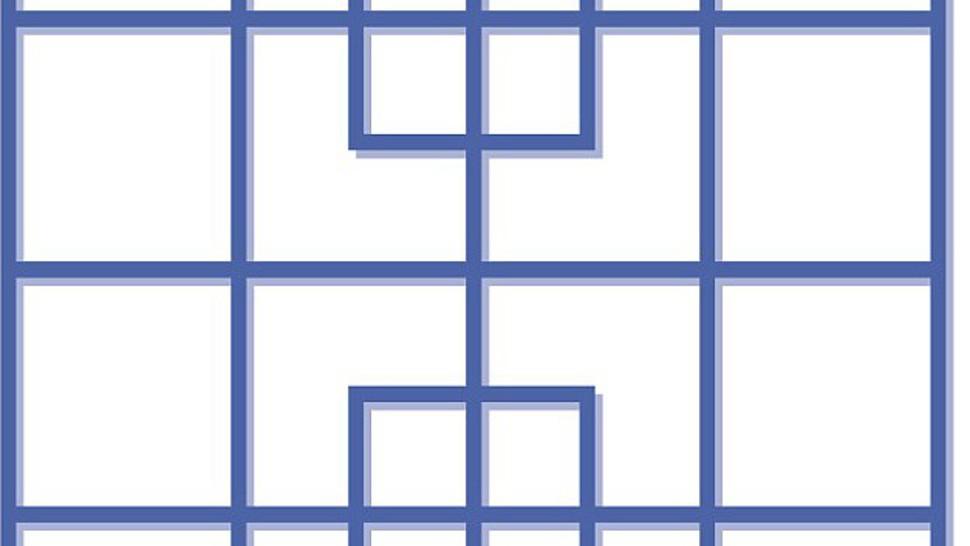 Sa katrorë shihni në këtë foto? 92% dështojnë ta zgjidhin këtë problem