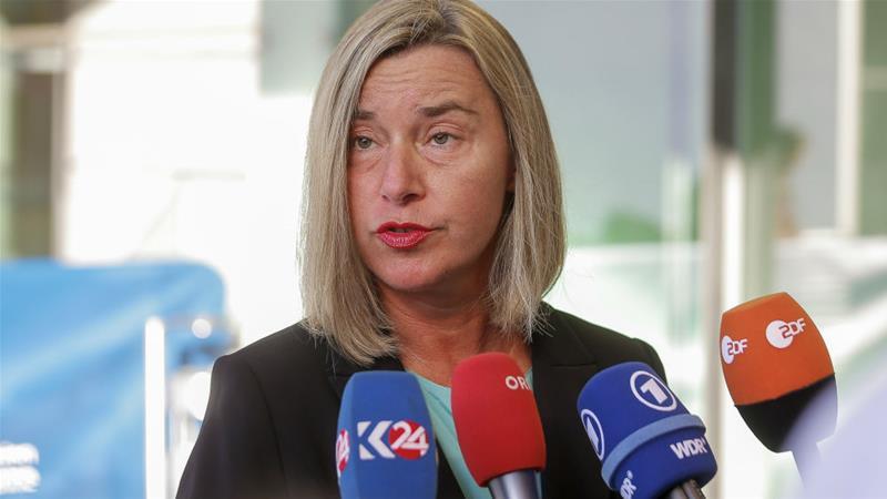 Mogherini: Ka ardhur koha të liberalizohen vizat për Kosovën