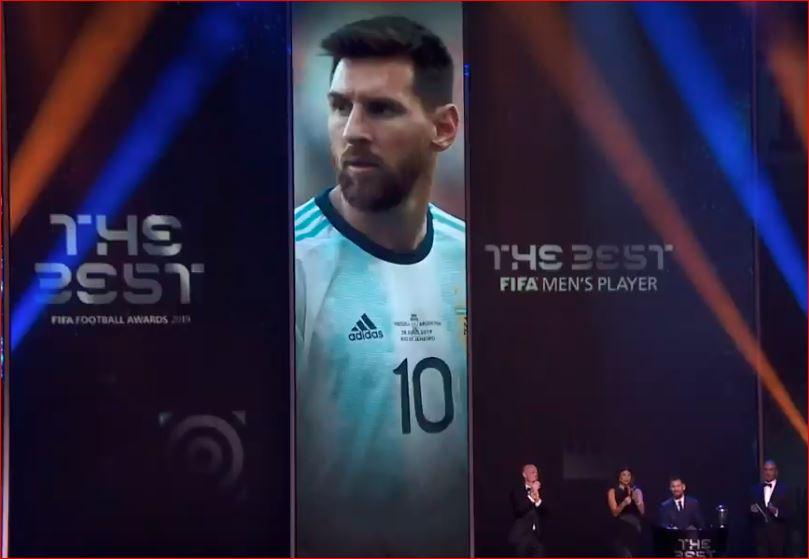 The Best FIFA Football Awards   Lojtari më i mirë i vitit shpallet Lionel Messi