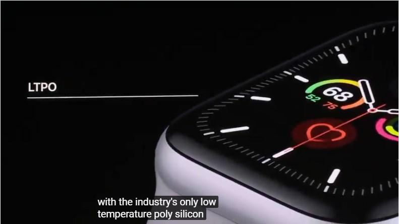 Të reja edhe në orët e mençura nga  Apple