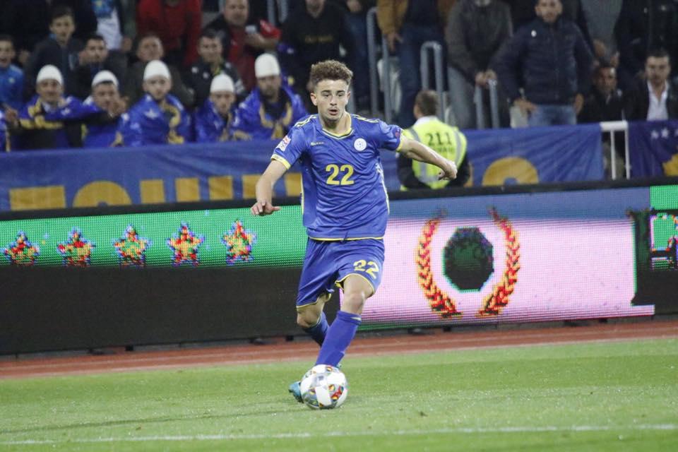 Katër lojtarët më të ri që luajtën te Kosova në kualifikimet për EURO 2020