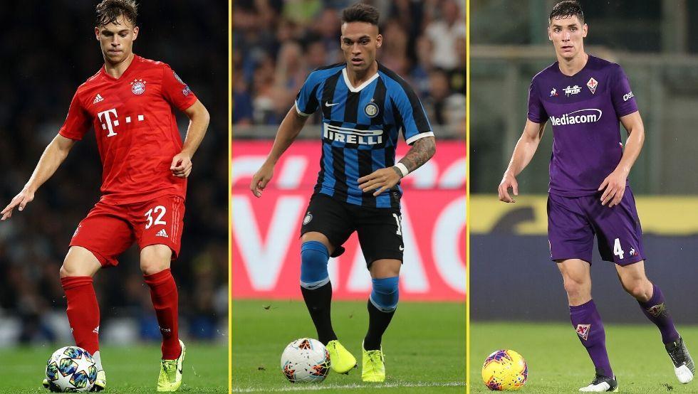 Tri transferimet që Barca dëshiron t i bëjë në vitin 2020