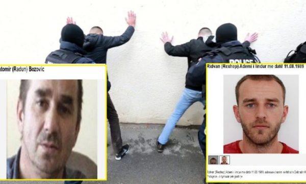Serbë e shqiptarë  Këta janë personat më të rrezikshëm në Kosovë  policia ka vite që i kërkon