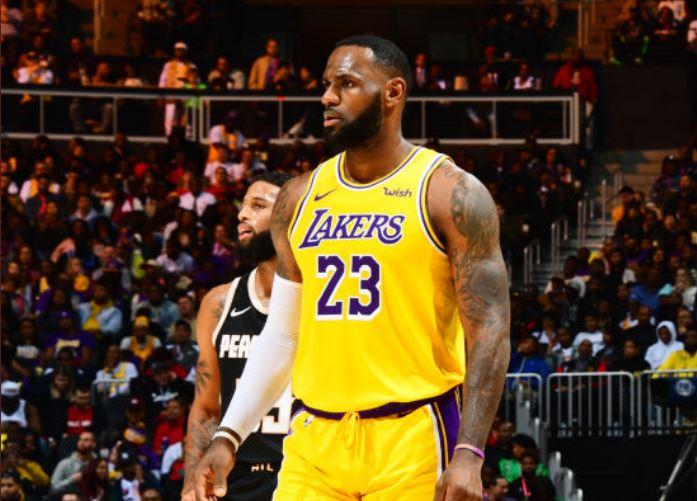LeBron James lojtari i javës në NBA – hera e 62-të në karrierë