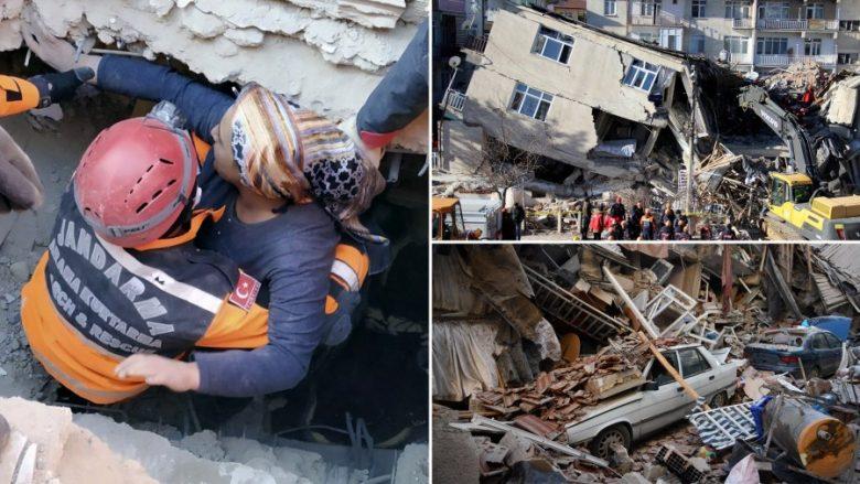 Shkon në 39 numri i të vdekurve nga tërmeti në Turqi – Lajmi.net