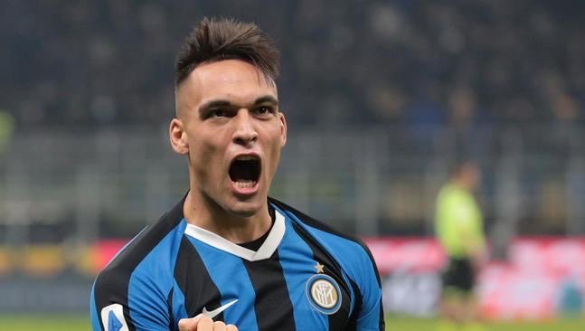 Image result for Mauricio Pochettino and Lautaro Martínez