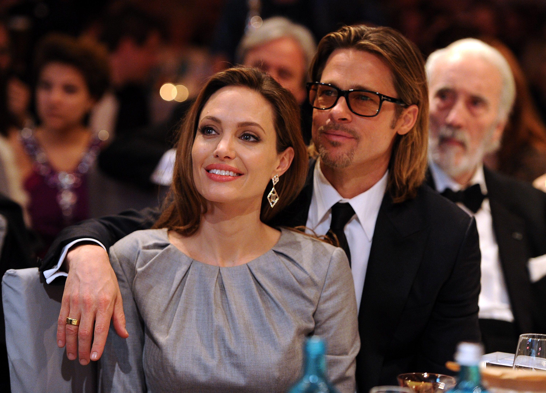 Karantina i bën bashkë Brad Pittin dhe Angelina Jolien