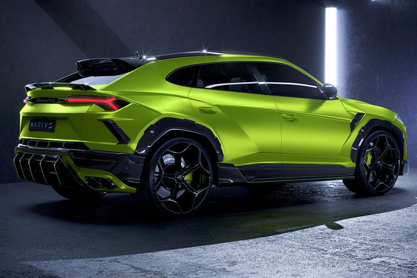 Lamborghini Urus me një pamje krejtësisht tjetër  po lë  gojëhapur  të gjithë