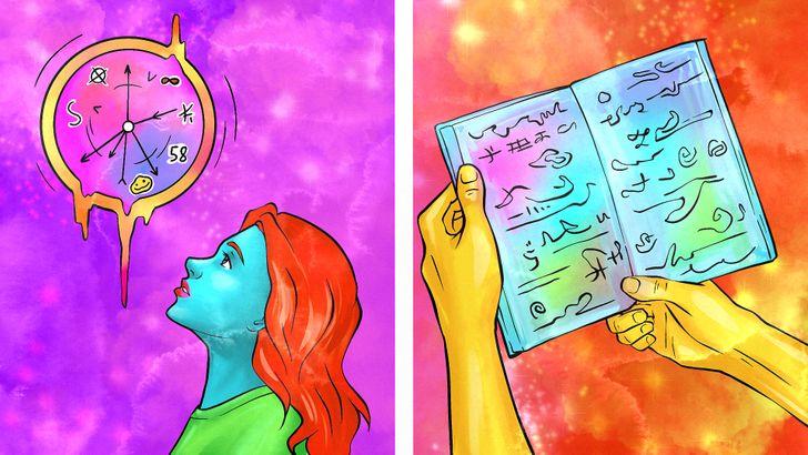 6 gjëra që nuk mund t'i bëjmë në ëndrra