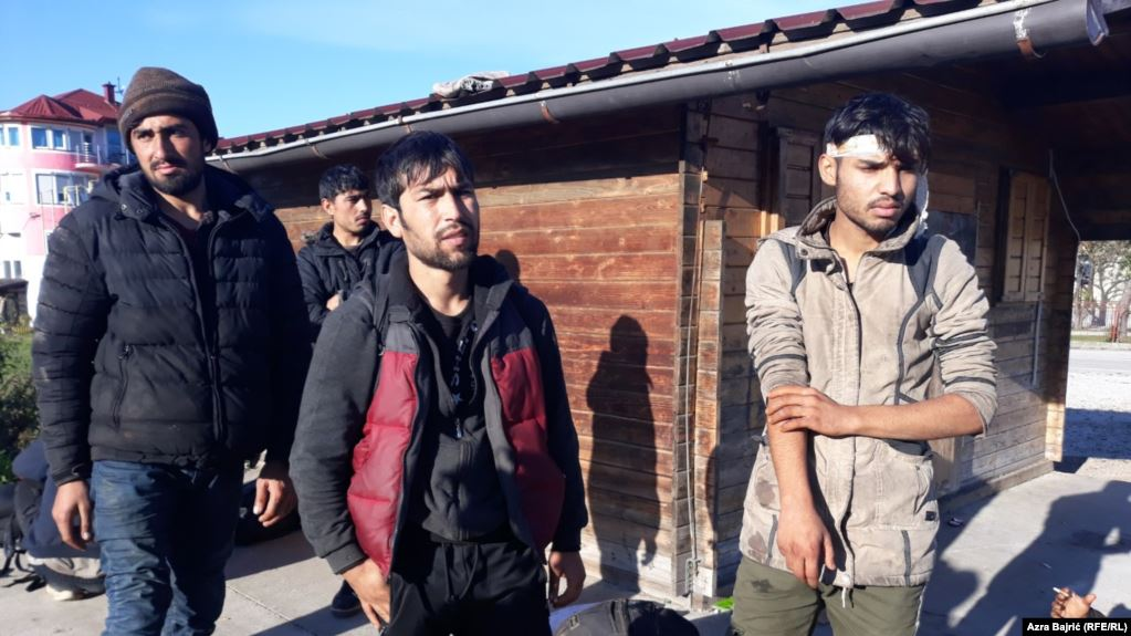 """Raporte për """"rrahje brutale"""" të migrantëve në kufirin Bosnje-Kroaci"""