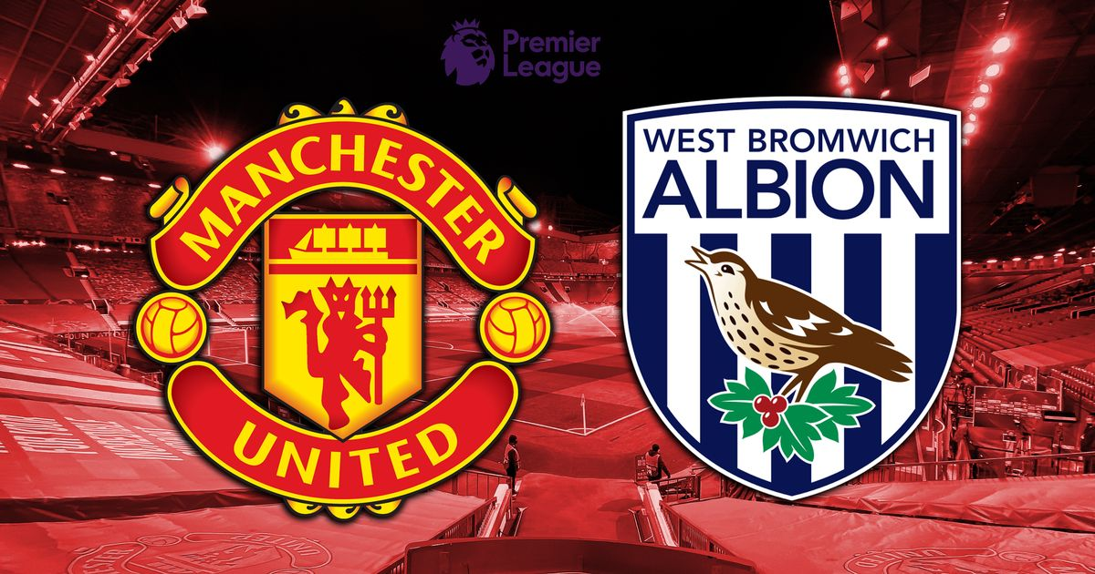Formacionet zyrtare: Manchester United – West Brom