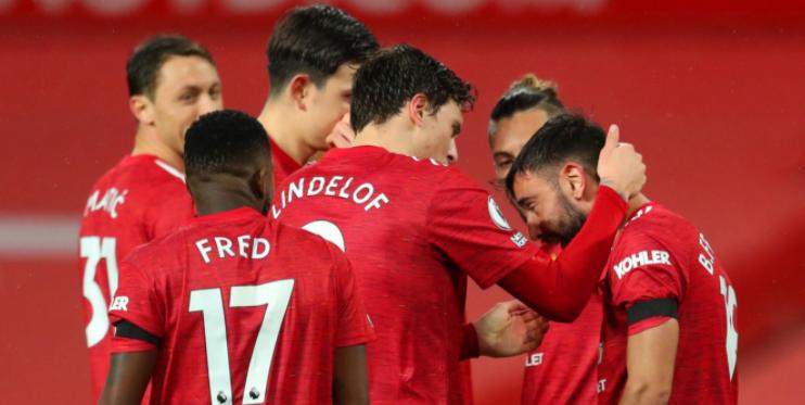Manchester Unitedi i falet Fernandesit, fiton ndaj West Brom
