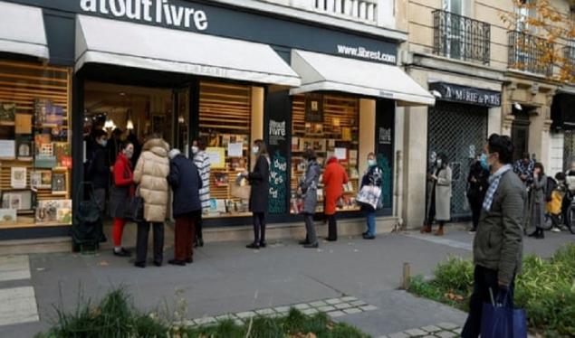Franca me 13 mijë raste të reja dhe 215 të vdekur