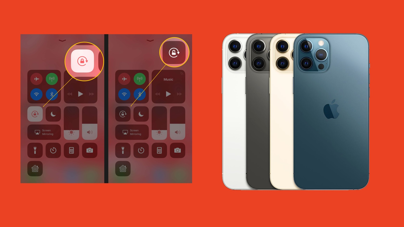 A e dini se nëse e rrotulloni iPhone, ju hapet ky opsion i fshehtë?